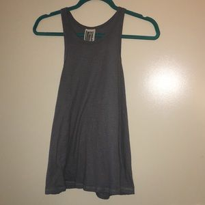 Light grey tank top from Free People